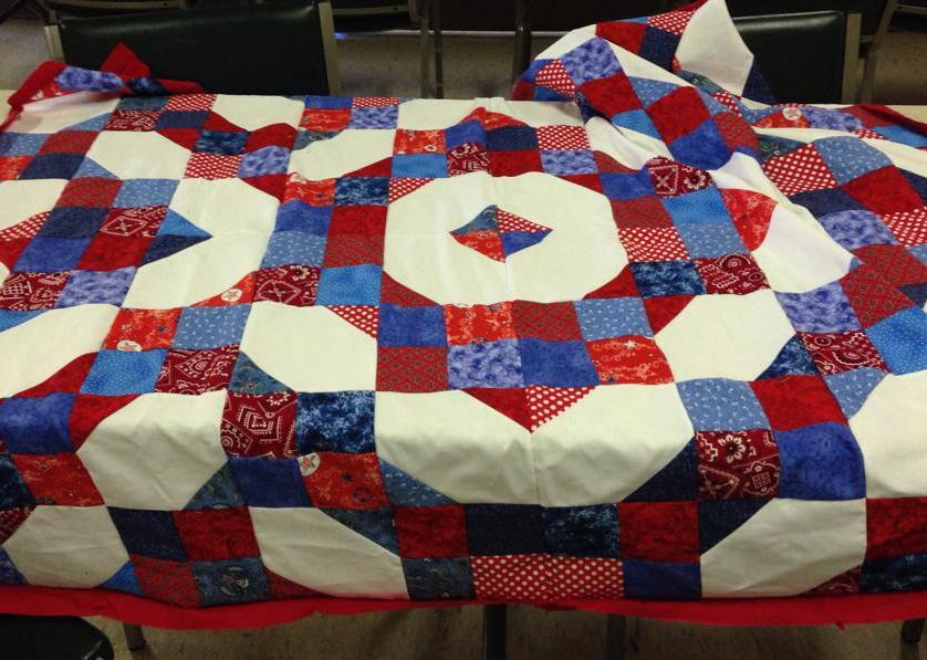 Quilt Patterns For Quilts Of Valor : Quilts of Valor