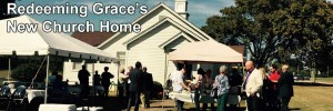 Redeeming Grace's New Church Home