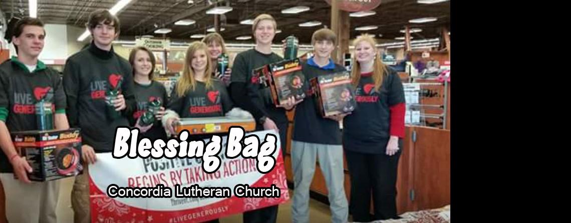 Blessing Bag Program
