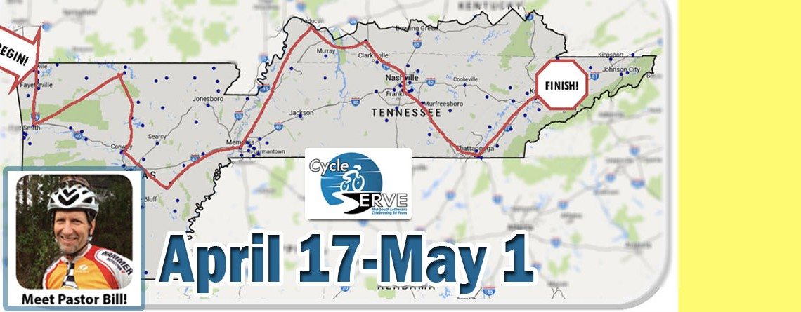 Get Ready for the Cycle & Serve Tour!