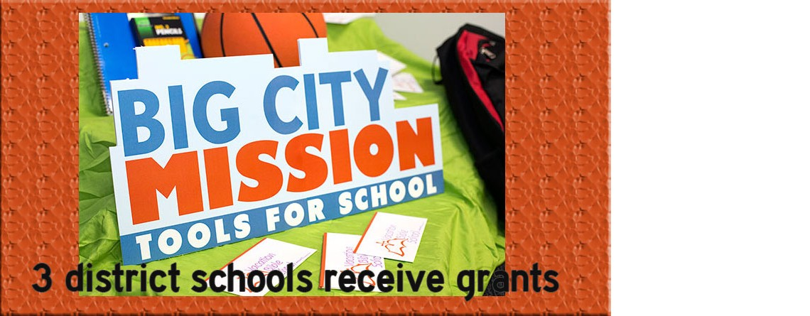 Mid-South District Schools Receive Grants for Urban Outreach