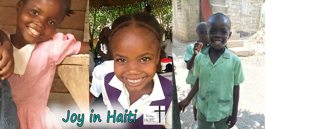 Joy in Haiti