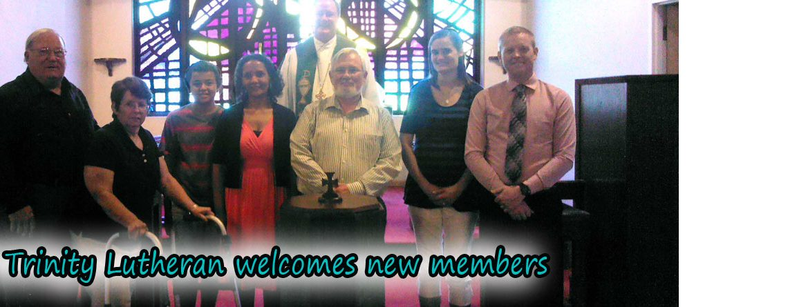 New Members Welcomed