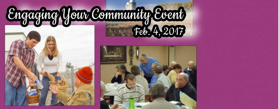 Engaging Your Community (EYC) Event