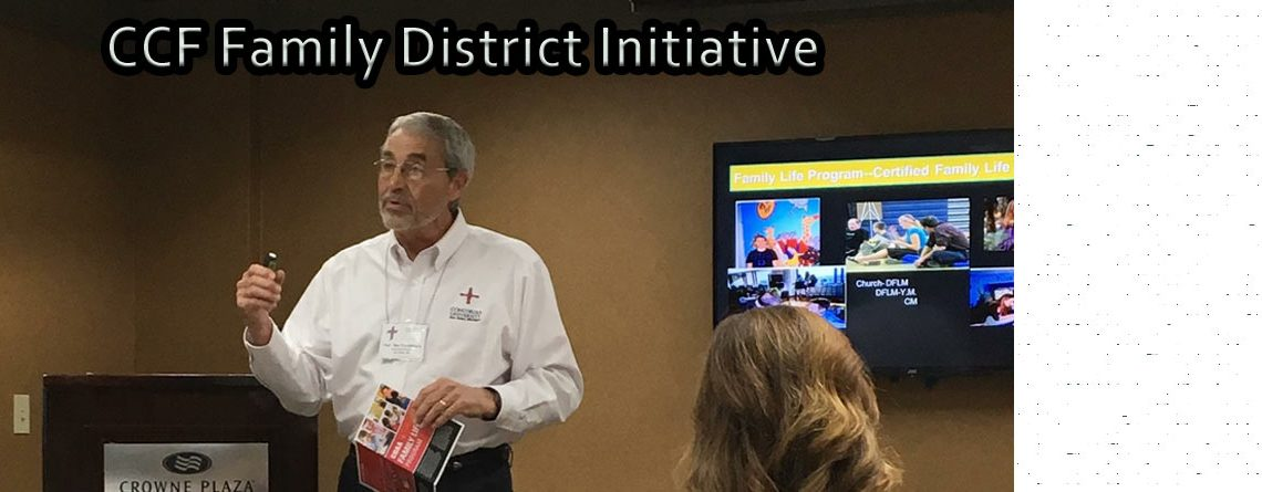 CCF Family District Initiative-A New Reformation