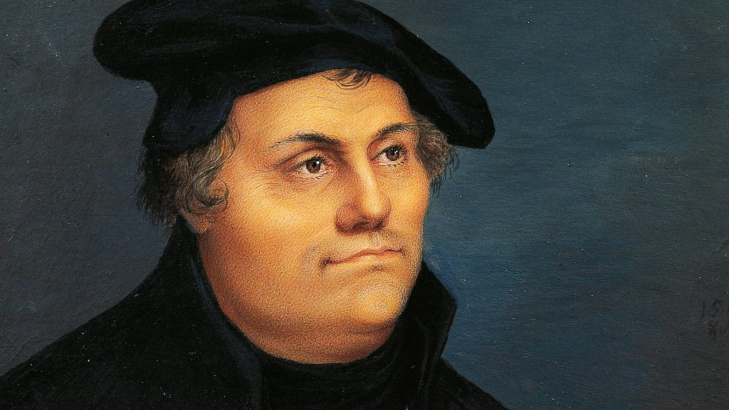 Martin Luther seal